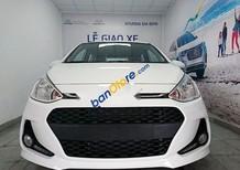 Bán Hyundai Grand i10 năm 2018, màu trắng, giá tốt