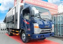 Xe tải Jac 2T4 thùng 4m3, công nghệ Isuzu