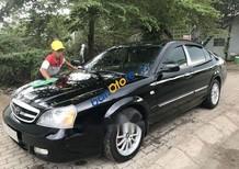 Cần bán xe Daewoo Magnus năm sản xuất 2004, màu đen