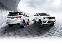 Bán Toyota Fortuner 2.7V máy xăng, máy dầu nhập khẩu nguyên chiếc, giao xe quý 4/2018