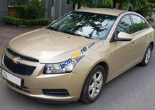 Cần bán xe Chevrolet Cruze 1.6 MT sản xuất năm 2011, màu vàng như mới giá cạnh tranh