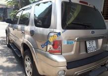 Bán Ford Escape 2.3AT đời 2006 đồng sơn zin, nội thất nỉ zin