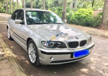 Xe BMW 3 Series Gl sản xuất năm 2005, màu bạc, xe nhập như mới