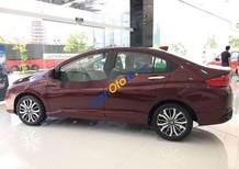 Bán ô tô Honda City sản xuất năm 2018, màu đỏ