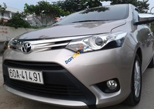 Bán Toyota Vios G, một chủ sử dụng, đúng 7.500km