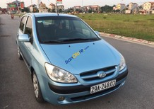 Bán Hyundai Getz năm sản xuất 2008, màu xanh lục, nhập khẩu nguyên chiếc chính chủ, 190tr