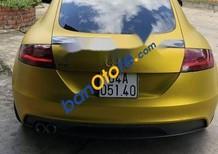 Bán Audi TT sản xuất 2008, màu vàng, pô độ tiếng bao ấm
