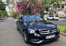Cần bán xe Mercedes sản xuất 2015, màu xanh đen