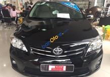 Bán xe Toyota Corolla Altis 1.8 2012, màu đen