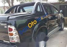 Cần bán Toyota Hilux năm 2009, màu đen số sàn, 415 triệu