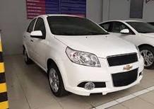 Bán ô tô Chevrolet Aveo MT 1.4 2018, trả trước chỉ 100tr, góp chỉ 230k/ngày