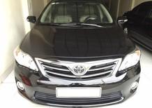 Xe Toyota Corolla altis G 2012, màu đen, 510 triệu