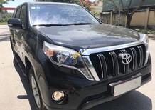 Bán Toyota Prado đời 2015, màu đen, nhập khẩu