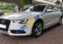 Cần bán gấp Audi A5 2.0 Sportback năm 2014, màu trắng, nhập khẩu nguyên chiếc như mới