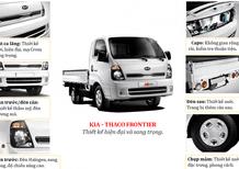 Xe tải, xe Thaco Kia, Kia K200, động cơ mới (EURO4), tiết kiệm nhiên liệu, giá cạnh tranh