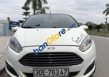 Cần bán Ford Fiesta Titanium 1.5 AT sản xuất năm 2014, màu trắng chính chủ