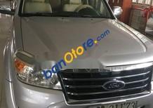 Cần bán xe Ford Everest đời 2009, màu bạc xe gia đình, 465 triệu