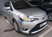 Bán xe Toyota Vios 1.5E MT 2017, màu bạc