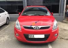 Bán Hyundai i20 sx 2010, màu đỏ, nhập khẩu, biển TP, giá TL, hỗ trợ góp