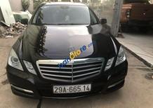 Chính chủ bán Mercedes E250 đời 2012, màu đen