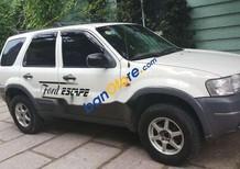 Bán Ford Escape sản xuất 2001, màu trắng, giá tốt