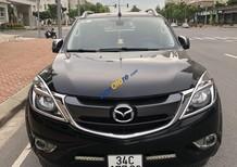 Bán ô tô Mazda BT 50 2.2AT 2WD năm sản xuất 2017, màu đen, nhập khẩu, giá chỉ 660 triệu