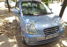 Cần bán xe Kia Morning bản đủ sLx năm 2006, màu xanh lam, xe nhập