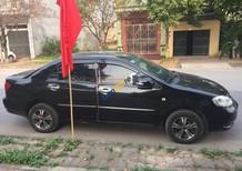 Cần bán lại xe Toyota Corolla altis đời 2003, màu đen, 175 triệu