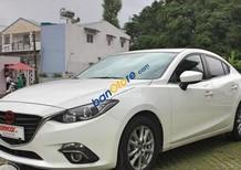 Cần bán Mazda 3 AT sản xuất năm 2016, màu trắng