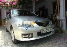 Cần bán xe Mazda Premacy đời 2003, màu bạc, 235 triệu