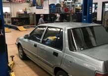 Cần bán lại xe Honda Civic sản xuất năm 1986, màu xanh lam, nhập khẩu, giá 42tr