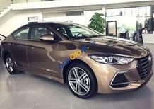 Bán Hyundai Elantra Sport năm sản xuất 2018, màu nâu