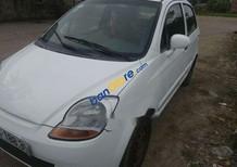 Bán xe Chevrolet Spark sản xuất năm 2010, màu trắng, giá chỉ 99 triệu