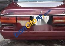 Bán Toyota Camry năm sản xuất 1989, màu đỏ