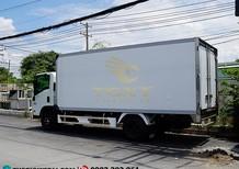Bán xe tải 3T5 thùng đông lạnh, xe tải Isuzu 3T5 đông lạnh, trả góp 90%