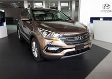 Bán Hyundai Santa Fe 2WD sản xuất năm 2018, màu nâu