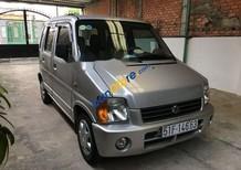 Bán xe Suzuki Wagon R sản xuất 2005, màu bạc, nhập khẩu, còn nguyên zin
