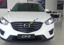 Bán ô tô Mazda CX 5 2.5 AWD FL sản xuất năm 2018, màu trắng