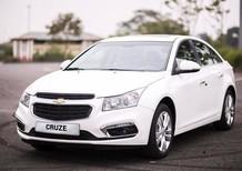Cần bán xe Chevrolet Cruze Chevrolet Cruze sản xuất 2018, màu trắng