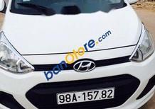 Bán xe Hyundai Grand i10 năm 2013, màu trắng