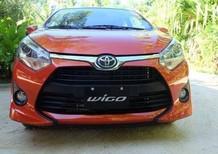Toyota Wigo 1.2AT xe nhập khẩu nguyên chiếc, nhiều màu giao ngay