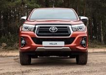 Toyota Hilux 2.4G 2018 xe nhập khẩu nguyên chiếc, nhiều màu chọn lựa