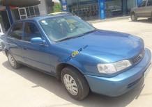 Cần bán Toyota Corolla LX sản xuất 2001, màu xanh lam