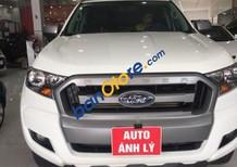 Bán xe Ford Ranger XLS 4X2 MT sản xuất năm 2015, màu trắng, nhập khẩu