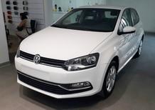 Bán Volkswagen Polo hatchbach 2018 giá tốt toàn quốc, trả trước chỉ 150tr-090.364.3659