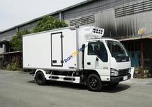 Bảng giá xe tải Isuzu 1.9 tấn mới 2018, thùng đông lạnh
