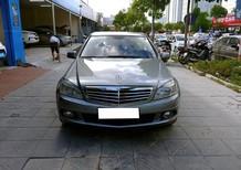 Cần bán lại xe Mercedes C250 CGI năm 2011, màu xám