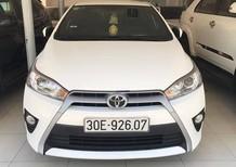 Bán Toyota Yaris 1.5 G năm sản xuất 2017, màu trắng, xe nhập đẹp như mới, 670tr