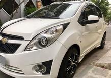 Cần bán xe Chevrolet Spark LT đời 2013, màu trắng, nhập khẩu nguyên chiếc
