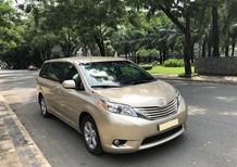Cần bán Toyota Siena 2.7AT đời 2011, nhập khẩu nguyên chiếc